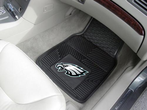 "NFL - Philadelphia Eagles 2-pc Vinyl Car Mats 17""x27"""