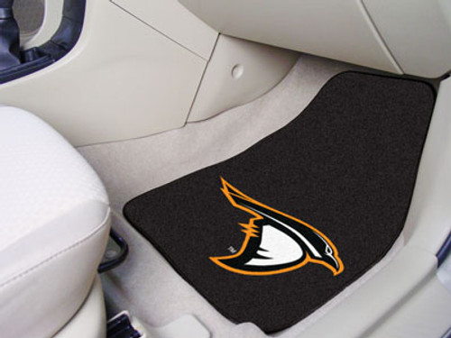 "Anderson (IN) 2-pc Carpeted Car Mats 17""x27"""