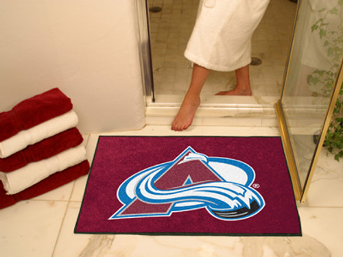 "NHL - Colorado Avalanche All-Star Mat 33.75""x42.5"""