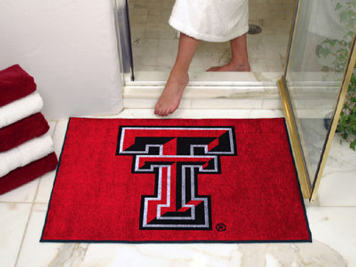 """Texas Tech All-Star Mat 33.75""""x42.5"""""""