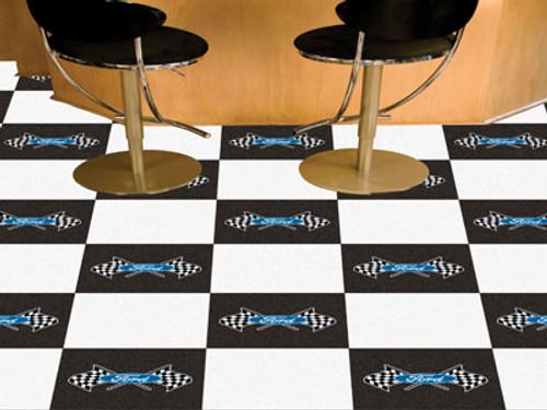 "Ford - Ford Flags Carpet Tiles 18""x18"" tiles"