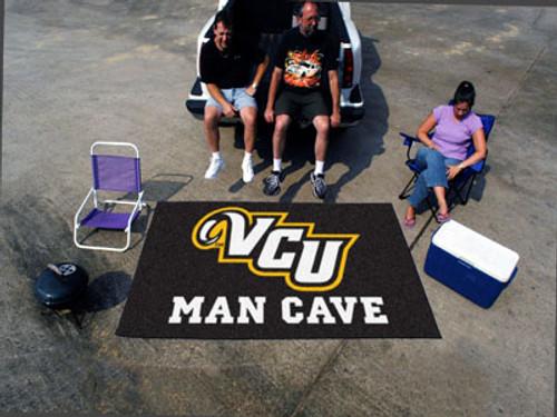 VCU Man Cave UltiMat 5'x8' Rug