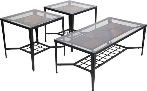 living room table set FSD-TS3-31DBZ-GG