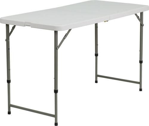 Adjustable Folding Table DAD-YCZ-122Z-2-GG