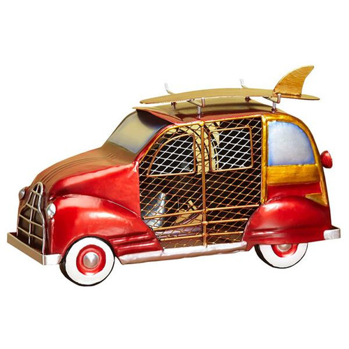 Deco Breeze DBF0272 Figurine Fan- Woody Car