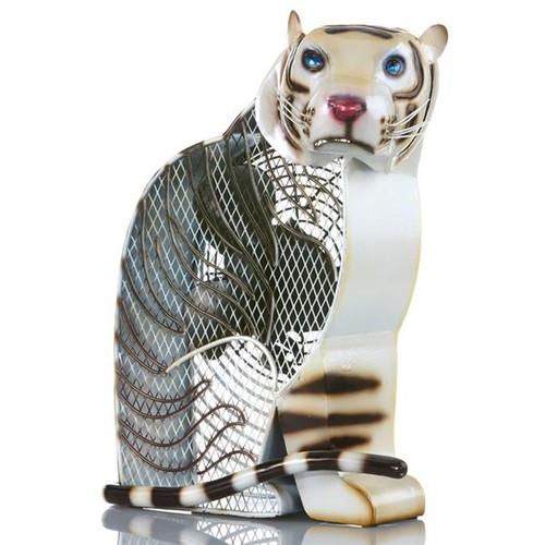 Deco Breeze DBF1925 Figurine Fan - White Tiger