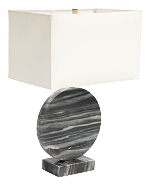 Zuo Modern 405012 Simi Table Lamp White & Black
