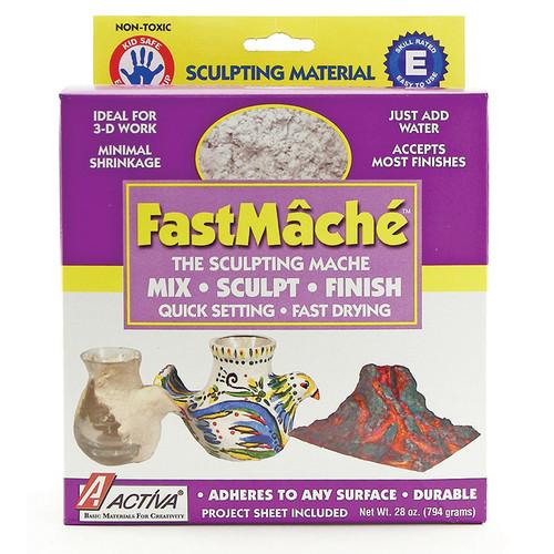 Activa Products API600 Fast Mache - Instant Mache 28 Oz