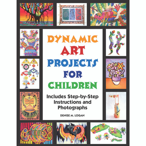 American Educational Prod CRP1990 Dynamic Art Projects For Children