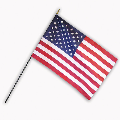 Annin & Company ANN043100 Us Classroom Flags 24x36