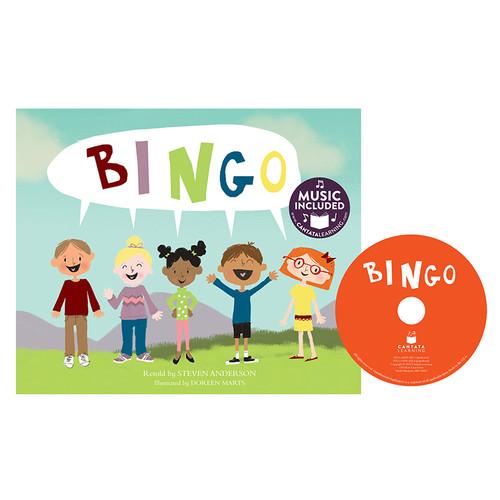 Capstone / Coughlan Pub CPB9781632904324 Bingo Sing Along Songs