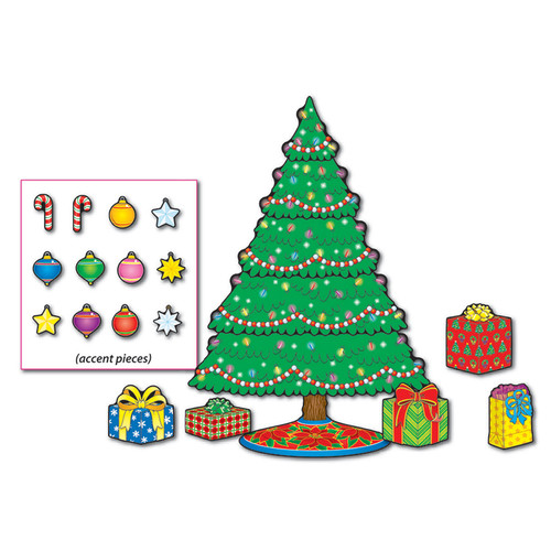 Carson Dellosa CD-110055 Bb Set Mini Christmas Tree