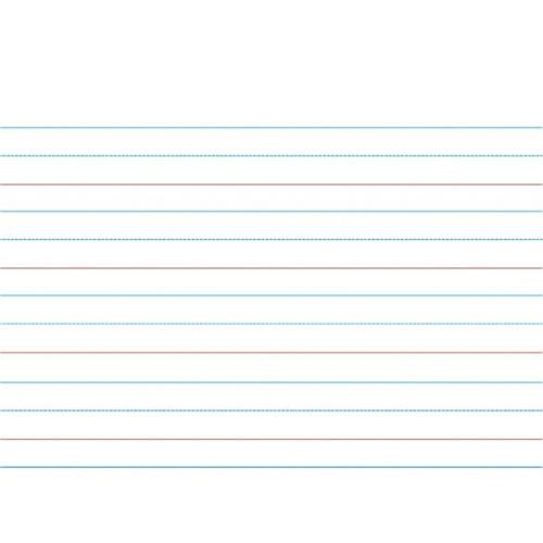 Carson Dellosa CD-114090 Handwriting Paper Laminated Chartlet