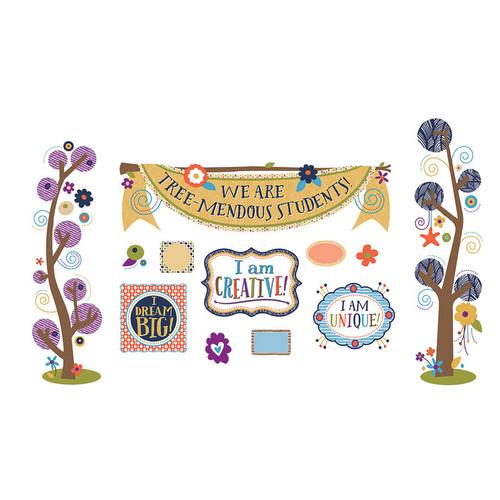 Carson Dellosa CD-110325 You-nique Tree-mendous Students Bb Set
