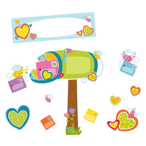 Carson Dellosa CD-110304 Valentines Day Mini Bb Set