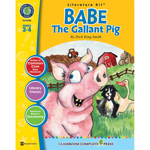 Classroom Complete Press CCP2300 Babe The Gallant Pig