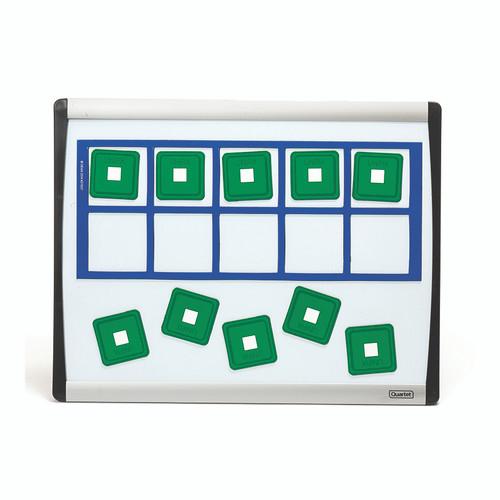 Didax DD-211037 Unifix Magnetic Ten Frames