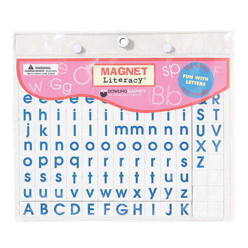 Dowling Magnets DO-733003 Wonderboard Fun-with-letters