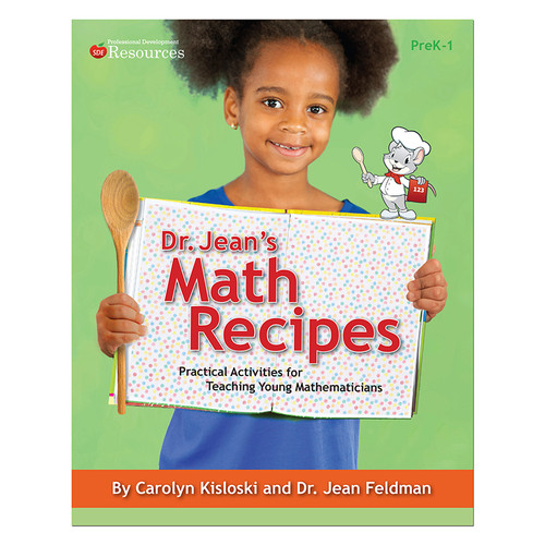 Essential Learning Products ELP133063 Dr Jeans Math Recipes