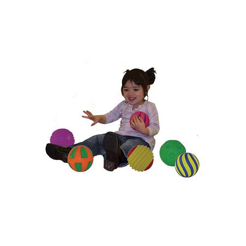 Get Ready Kids MTB820 Tactile Squeak Balls