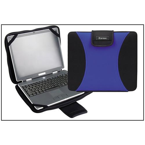 Kantek Inc KANLGCC415B Neoprene Laptop Protective Bag Blue