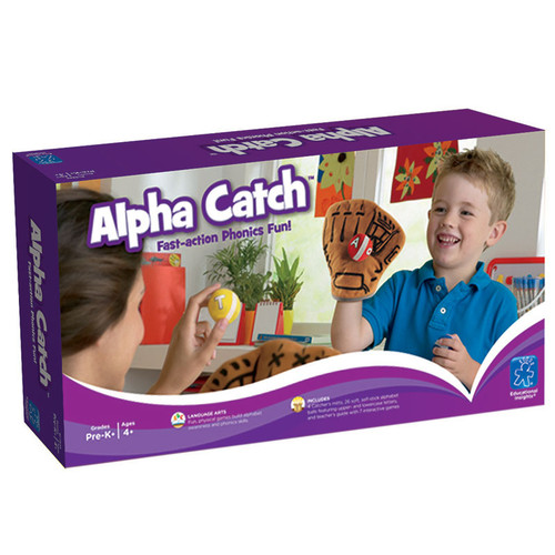 Learning Resources EI-2845 Alpha Catch