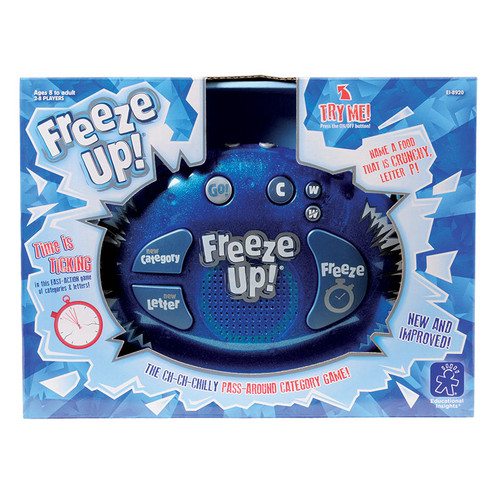 Learning Resources EI-8920 Freeze Up