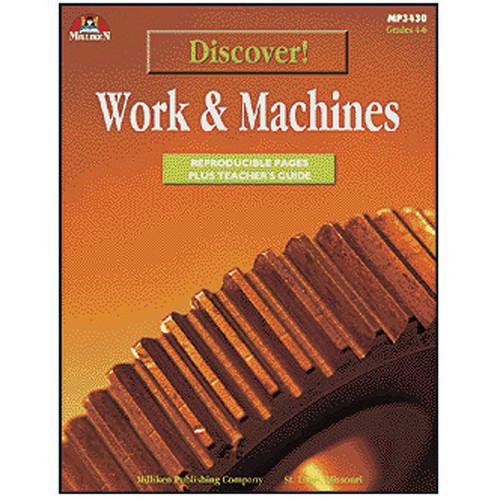 Lorenz Corporation / Milliken M-P3430 Discover Work & Machines Gr 4-6