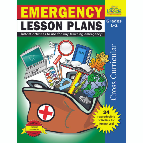 Lorenz Corporation / Milliken M-P901014LE Emergency Lesson Plans Gr 1-2