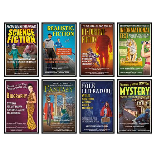 North Star Teacher Resource NST3045 Literary Genres Bb Set