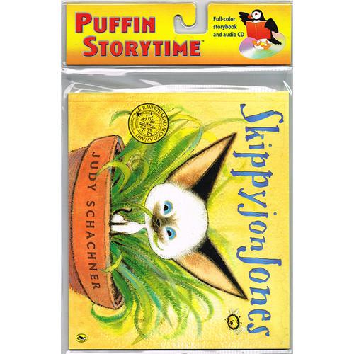 Penguin Random House PG-9780142408728 Skippyjon Jones Carry Along Book & Cd
