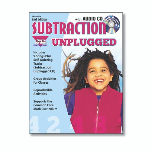 Sara Jordan Publishing JMP113LK Subtraction Unplugged English