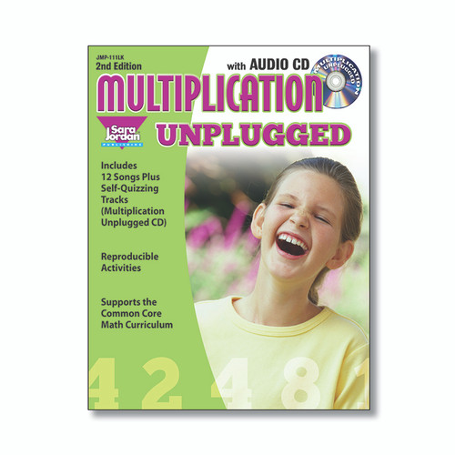Sara Jordan Publishing JMP111LK Multiplication Unplugged English