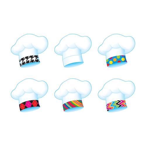 Trend Enterprises Inc. T-10603 Chefs Hats Bake Shop Classic Accents Variety Pack