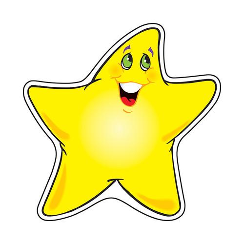 Trend Enterprises Inc. T-10007 Classic Accents Shining Stars 36 / Pk 5 X 5