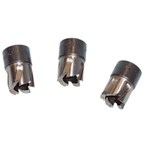 """11,000 Series"" Rotobroach® Cutters - 5/16in. (3 Pack)"