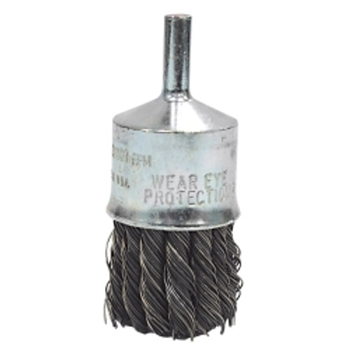 """1"""" Wire End Brush"""