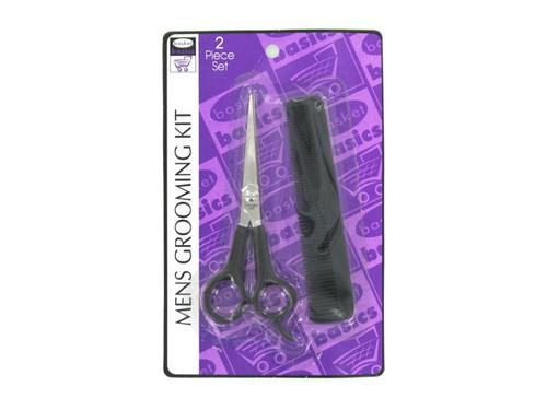 Men's grooming kit, 2 pieces