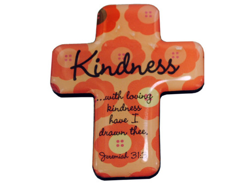 4pk kindness cross magnts