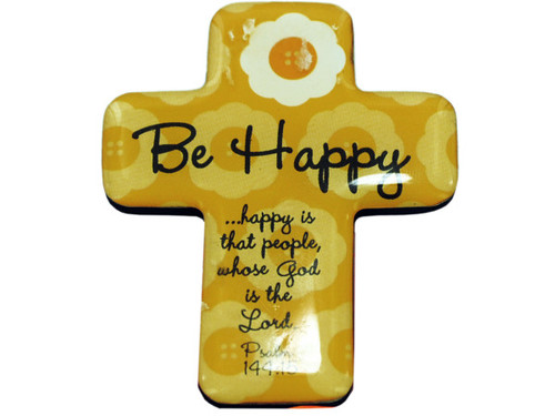 4pk happy cross magnets