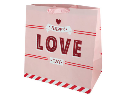 'Happy Love Day' Large Gift Bag