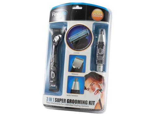 3-in-1 Super Grooming Kit