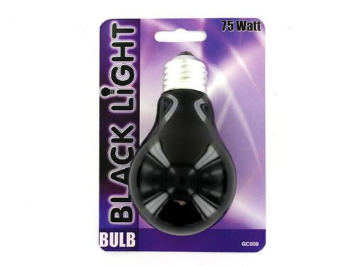 75 Watt Black Light Bulb