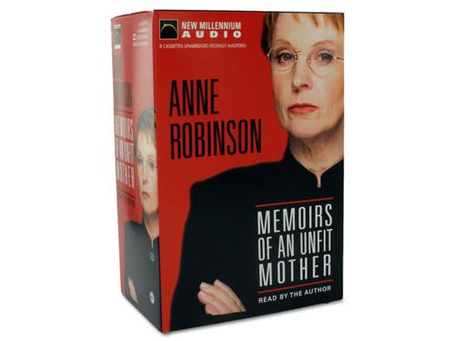 """""""Memoirs of an Unfit Mother"""" audio cassette"""