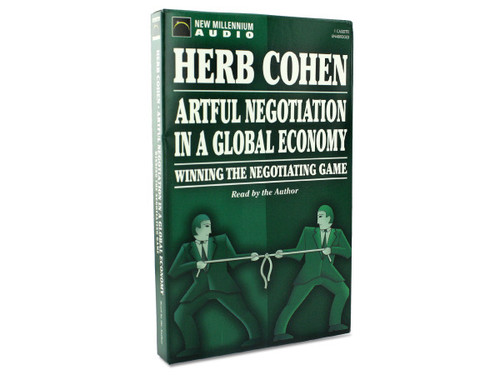artful negotiation in a global economy audio book