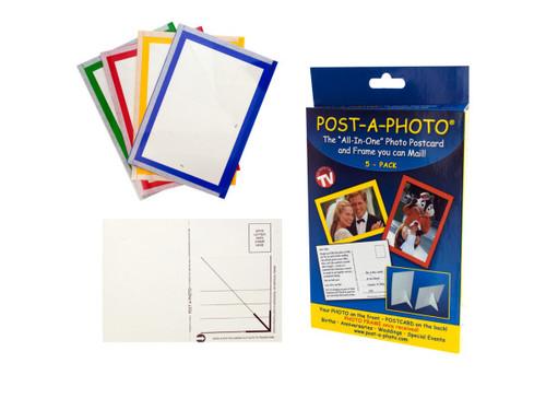Post-A-Photo Photo Postcard