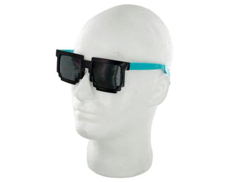 8 Bit Multi-Color Sunglasses