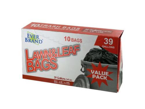 Lawn & Leaf Trash Bags