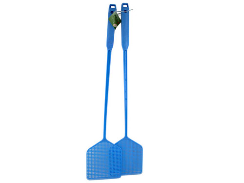 2 pack fly swatter assorted colors