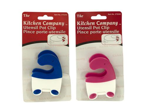 2 pack utensil pot clips